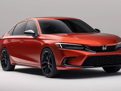Production model of Civic 11th Generation leaked online