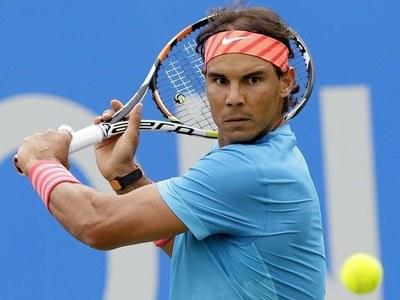 Back-sufferer Nadal declines Dubai wild card