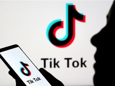 Access to TikTok app blocked