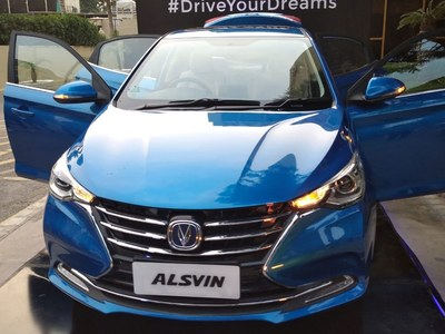 Changan Alsvin price increased up to Rs101,000