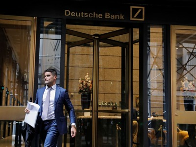 Deutsche Bank CEO's 46pc pay rise prompts backlash