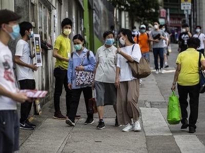 Hong Kong orders compulsory coronavirus testing after gym cluster hits financial community