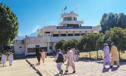 PIA to start operating flights from Saidu Sharif Airport to boost tourism