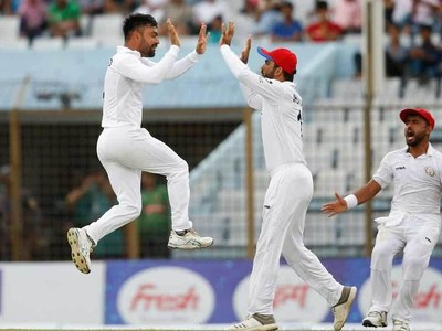 Rashid's best anchors Afghanistan's series-levelling win over Zimbabwe