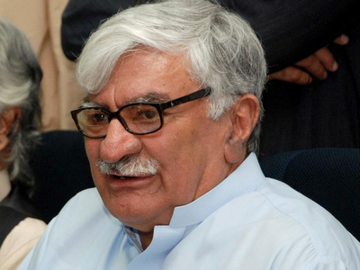 ANP chief tests positive for Covid-19