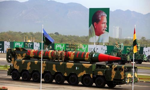 Pakistan among largest major arms importer in Asia: SIPRI