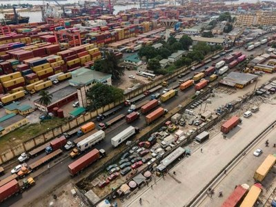 Congestion, corruption and chaos at Lagos port