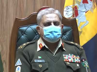 COAS lauds troops' professionalism, training standards during field area visit