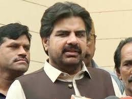 Nasir condemns ink throwing incident