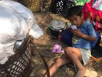 Myanmar unrest driving up food, fuel prices: WFP