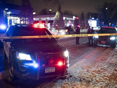 At least seven dead in US spa shootings