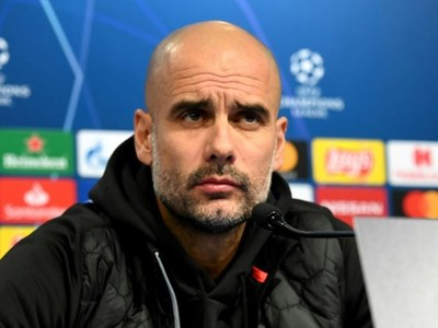 Guardiola admits pressure to win Champions League at Man City
