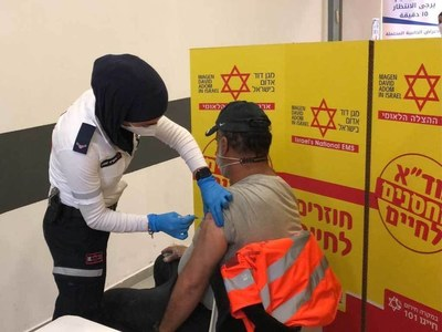 West Bank overwhelmed as Israel relaxes virus rules
