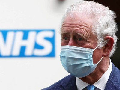 Prince Charles hits out at anti-vaxxers in Covid row