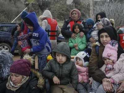 Five years on, EU and Turkey griping over refugee deal