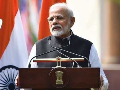 India's PM warns of new wave as Covid-19 cases rise
