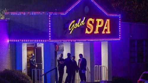 Six Asian women among eight killed in Atlanta-area spa shootings