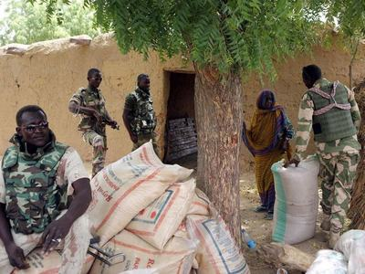 At least 10 killed in bandit attack on Nigerian village