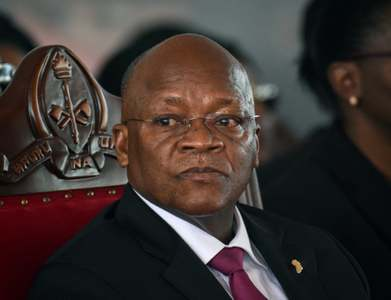 In Tanzania, eyes turn to succession after president's death
