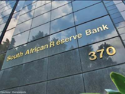 South Africa's central bank to hold repo at record low through 2021