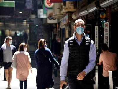 Ukraine capital imposes new curbs as virus surges