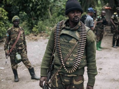 30 dead in clashes between troops and militia in east DR Congo