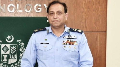 Air Marshal Zaheer Babar appointed as new air chief