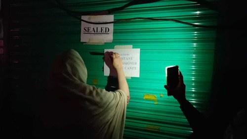 45 shops, wedding halls sealed in Lahore for violating coronavirus SOPs