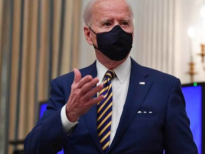 Biden visits Atlanta, condemns violence against Asian-Americans