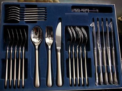 Cutlery exports increase 29.54pc to $ 80.946mn