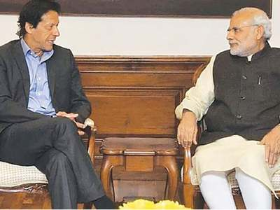 Indian Prime Minister Modi wishes Imran Khan speedy recovery