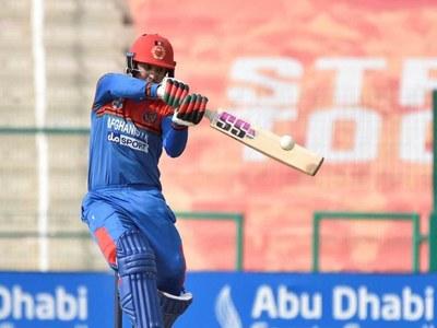 Najib propels Afghanistan to 3-0 clean sweep over Zimbabwe
