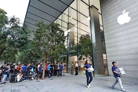 Apple to pay $308.5m for patent infringement