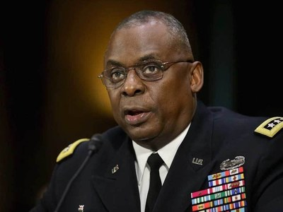 New Pentagon chief in surprise Afghan visit weeks before US withdrawal