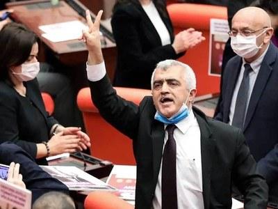 Turkey arrests pro-Kurdish MP after parliament expulsion