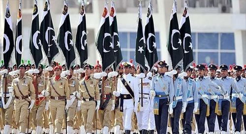 Bad weather: Pakistan Day parade postponed, will be held on March 25: ISPR