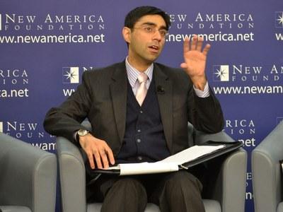 World economy, human security core agenda of Pakistani govt: Moeed Yusuf