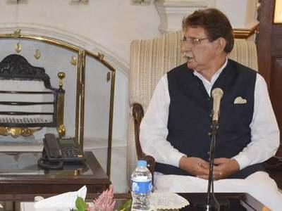 AJK PM for UN role to settle Kashmir dispute