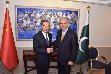 China to gift more doses of COVID-19 vaccine to Pakistan this month