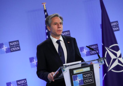 In Brussels, Blinken offers boost for NATO, cooperation on Afghanistan
