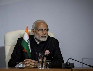 Modi says India desires cordial relations with 'people of Pakistan'