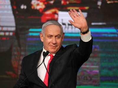 Deadlock once again after Israeli elections