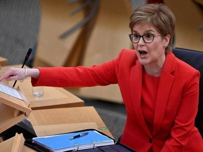Scotland's leader says election success will lead to independence vote