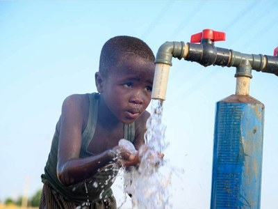 Valuing water for sustainability