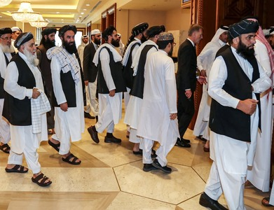 Taliban slam Ghani's proposal for new election