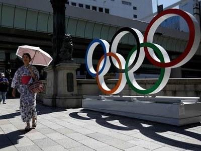 Tokyo Olympics flame begins virus-delayed journey across Japan