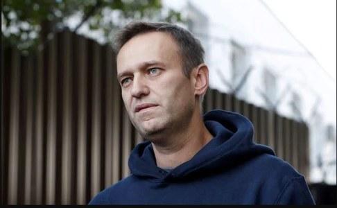 Russia prison service says Navalny's health 'satisfactory'