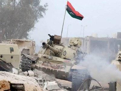 Libya demands 'immediate' withdrawal of foreign mercenaries