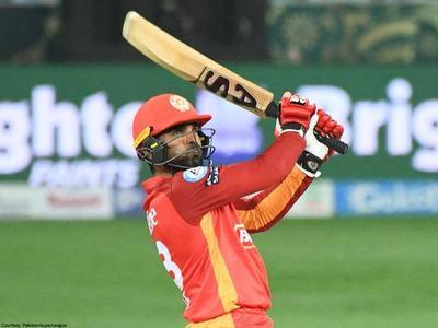 Asif Ali replaces Saud Shakeel in ODI squad