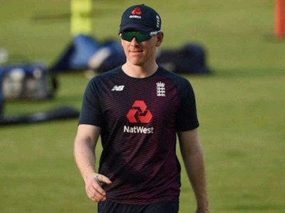 England captain Morgan out of final two India ODIs